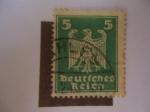 Sellos de Europa - Alemania -  Escudo de Armas - Scott/Al:331