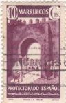 Sellos de Africa - Marruecos -  Tanger-protectorado español