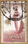 Stamps Europe - Spain -  TAUROMAQUIA - Corrida de toros