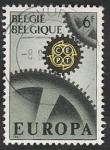 Sellos del Mundo : Europa : Bélgica :  1416 - Europa Cept