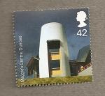 Sellos de Europa - Reino Unido -  Arquitectura moderna