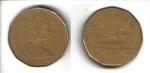 monedas de America - Canadá -  1 Dollar
