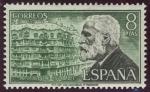 Stamps Europe - Spain -  ESPAÑA - Trabajos de Antoni Gaudí