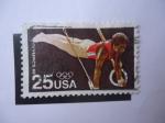 Sellos de America - Estados Unidos -  Juegos Olímpicos 88-Estados Unidos.