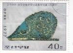 Sellos de Asia - Corea del norte -  artesania