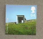 Stamps United Kingdom -  Arquitectura moderna