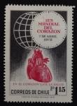 de America - Chile -  mes mundial del coraz�n