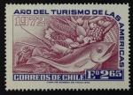 de America - Chile -  a�o del turismo americano