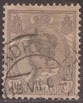 de Europa - Holanda -  Reina Guillermina  1899 10 c�ntimos