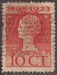 de Europa - Holanda -  Reina Guillermina  1923 10 c�ntimos