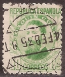 de Europa - Espa�a -  Joaqu�n Costa  1932 10 c�ntimos