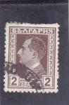 Sellos de Europa - Bulgaria -  rey Boris III