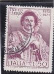Sellos de Europa - Italia -  Enrico Caruso 1873-1921