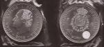 monedas del Mundo : Europa : España :  30 euros. 75 Aniversario de S.M. Juan Carlos I.  2013