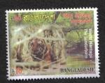 Sellos del Mundo : Asia : Bangladesh : Sitios del Patrimonio Mundial