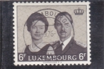 Stamps Luxembourg -  duques de Luxemburgo- Charlotte y Jean