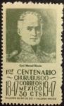 Sellos de America - México -  General M. Rincón