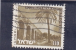 Stamps : Asia : Israel :  acueducto  Near Akko