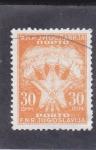 Sellos de Europa - Yugoslavia -  estrella