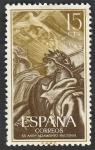 Sellos de Europa - España -  1187 - XX aniversario del alzamiento nacional
