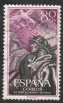 Stamps Spain -  1187 - XX aniversario del alzamiento nacional