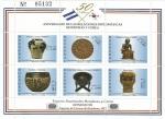 Stamps Honduras -  50 ANIVERSARIO  DE  LAS  RELACIONES  DIPLOMÀTICAS  HONDURAS - COREA
