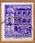 Sellos de Europa - Austria -  GRAZ-LANDRAUS