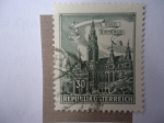Stamps : Europe : Austria :  Republik Österreich. Scott/Austria:688