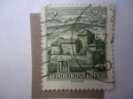 Stamps Austria -  Schattenburg/Feldkirch - Scott/Austria:695