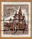 Stamps : Europe : Austria :  SANTUARIO-MARIAZELL