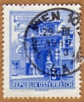 Stamps : Europe : Austria :  MONUMENTO-SCHWEIZERTOR(WIEN)