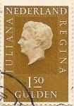 Stamps of the world : Netherlands :  Juliana regina