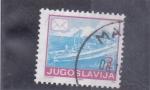 Stamps : Europe : Yugoslavia :  carguero
