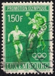Stamps Luxembourg -  Promoción Olimpica