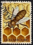 Stamps Luxembourg -  Abeja