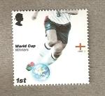 Sellos de Europa - Reino Unido -  Ganadores Copa Mundo Futbol
