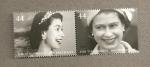 Stamps United Kingdom -  80 Cumpleaños Reina