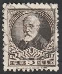 Sellos de Europa - España -  655 - Francisco Pi y Margall