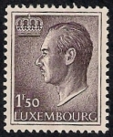Stamps Luxembourg -  Gran Duque Jean