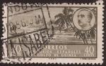 Sellos de Africa - Guinea -  Territorios españoles del Golfo de Guinea  1949  40 céntimos