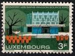 Stamps Luxembourg -  Pabellón de primavera