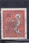 Stamps Germany -  ilustracion pescadores