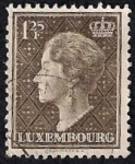 Stamps Luxembourg -  Gran Duquesa Charlotte