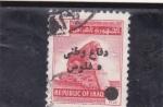 Sellos de Asia - Irak -  efigie