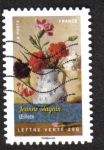 Stamps France -  Bouquets de Flores