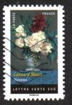 Sellos de Europa - Francia -  Bouquets de Flores