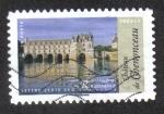 Stamps France -  Castillos