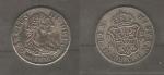 monedas del Mundo : Europa : España :  carlos III