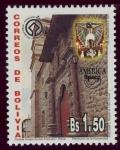 Stamps Bolivia -  BOLIVIA: Ciudad de Potosí