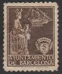 Sellos de Europa - España -  23 - Virgen de la Merced